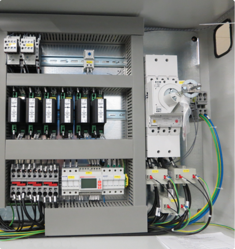 Smitec Provides Turn On Key Solutions Complete With Automation Components And Electrical Control Panel The Services Provided Include