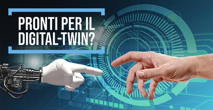 Smitec e Il modello DIGITAL TWIN – Industry 4.0